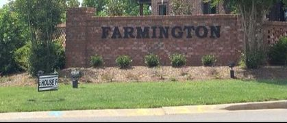 Farmington Sign