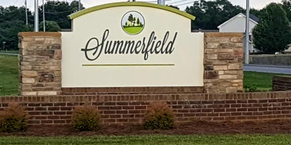 Summerfield Sign